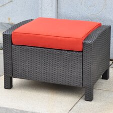 Katzer Ottoman with Cushion