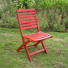 Royal Tahiti Folding Side Chair (Set of 2)
