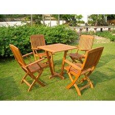 Royal Tahiti 5 Piece Dining Set