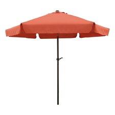 St. Kitts 8-Foot Aluminum Patio Umbrella with Crank/Tilt
