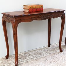 Windsor Hand Carved Console Table