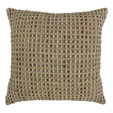 Look Rope Corded Throw Pillow