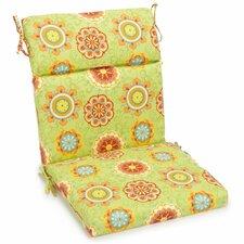Outdoor Adirondack Chair Cushion