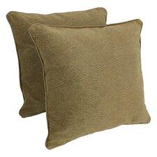 Jacquard Indoor Chenille Floor Pillow