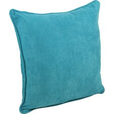 Microsuede Floor Pillow (Set of 2)