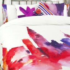 Bettbezug Skyline aus 100% Baumwolle