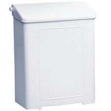 Plastic Napkin Sanitary Safe Use Receptacle