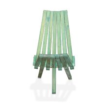 Eco Friendly, Fully Assembled, Foldable Beach Chair X30 Made in USA