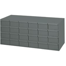Prime Cold 24-Drawer Small Parts Organizer