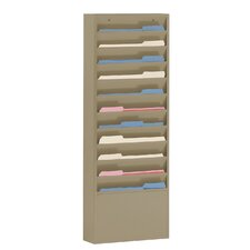 Prime Cold 11 Pocket Rolled Vertical Rack
