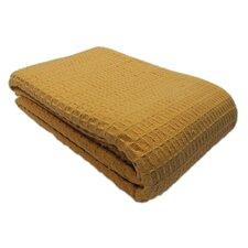 Santa Barbara Waffle Weave Cotton Blanket