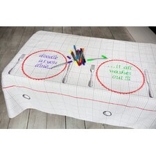 11 Piece Cotton Tablecloth Set