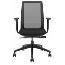 Bravo Mesh Task Chair with Arms