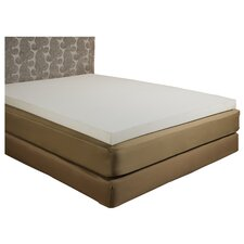 "Memory Foam 3"" Mattress Topper"