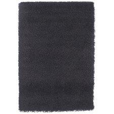Teppich Cozy in Schwarz