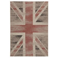 Teppich Brit in Bunt