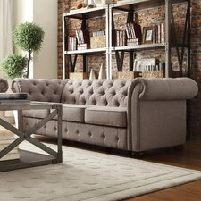 Carthusia Tufted Sofa