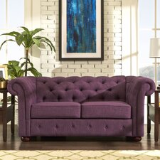 Carthusia Tufted Loveseat
