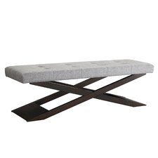 Silvestre Wood Bench
