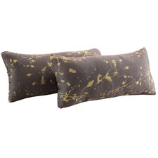 Ariana Ink Splash Kidney Lumbar Pillow (Set of 2)