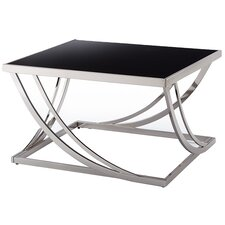 Palmetto Arch Curved Sculptural Coffee Table