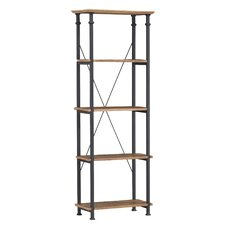 "Eastfield 74.5"" Etagere Bookcase"
