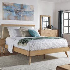 Berkshire Upholstered Platform Bed