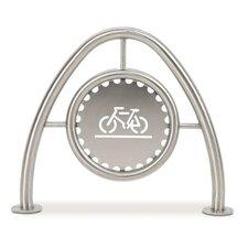 Modern 2 Bike Arch Rack