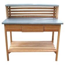Storage Potting Shelf