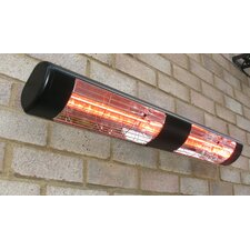 Dual Electric Patio Heater