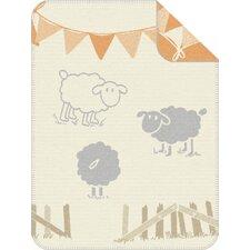 Kinderdecke Schafe