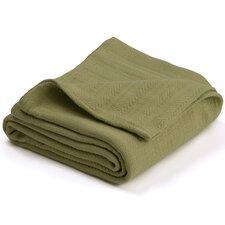 Vellux Woven Cotton Blanket