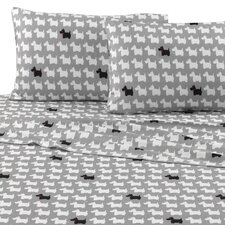 170 Thread Count Cotton Flannel Sheet Set
