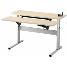 Equity Adjustable Training Table