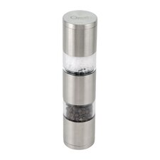 Fresko Stainless-Steel Salt and Pepper Mill and Grinder