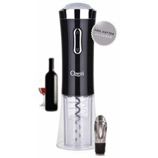 Nouveaux II Electric Wine Opener with Foil Cutter