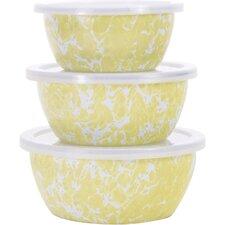 Spatter 6-Piece Nesting Bowl Set