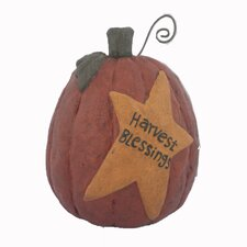 Harvest Welcome Country Pumpkin
