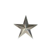 Galvanized Star Wall Décor