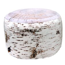 Pouf Birch Indoor Stump