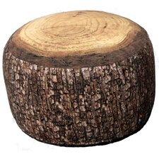Pouf Forest Outdoor Stump