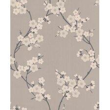 Cherry Blossom 10m L x 52cm W Roll Wallpaper