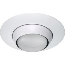"R30 Eyeball 6"" Recessed Trim"