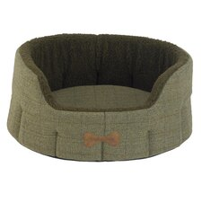 Country Softie Deluxe Bed in Green