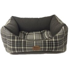 Kensington Dog Bed in Grey