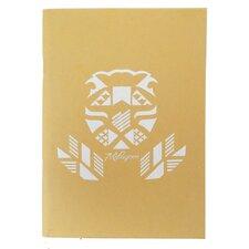 Lion Notebook