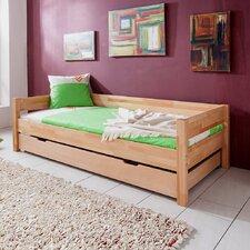 Einzelbett Nik, 90 x 200 cm