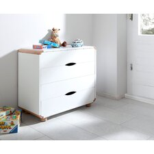 Sam 4 Drawer Chest of Drawers