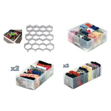 14 Piece Underbed Storage Drawer