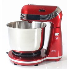 1.8L Stand Mixer in Red